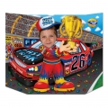 Racing Car Driver Photo Prop HUGE